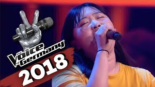 PSY - Gangnam Style (Eun Chae Rhee) | The Voice of Germany | Blind Audition
