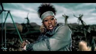 Missy's Funky White Sister: Mary Halsey - Work It (Visual Remix)