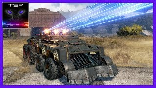 Crossout - Build Disappears Before Your Eyes - Crossout
