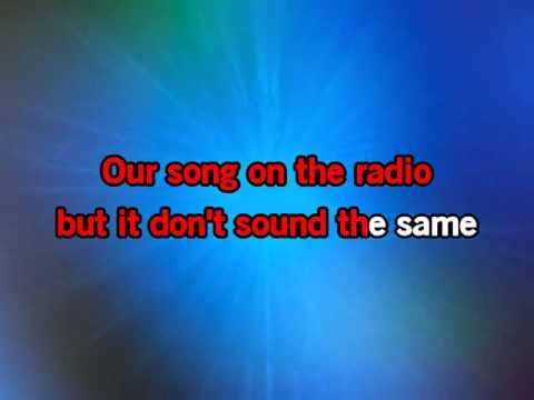 Baixar Bruno Mars When I Was Your Man karaoke