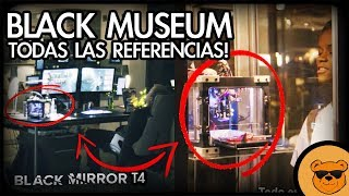 BLACK MIRROR T4 | TODAS LAS REFERENCIAS EN BLACK MUSEUM! (RESEÑA CON SPOILERS) | Ft. Urbvic