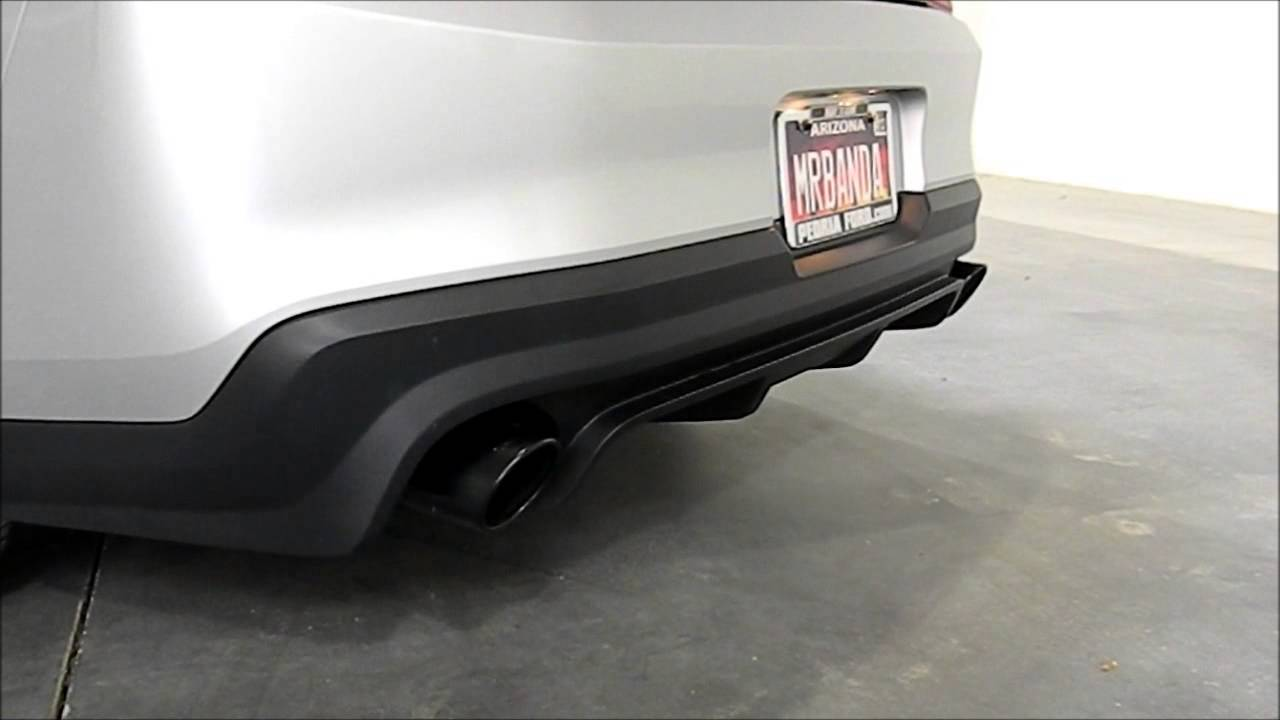 Maxresdefault on 2013 Mustang Roush Axle Back Exhaust