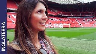 Visita ao Manchester United, Inglaterra + Hotel do Futebol