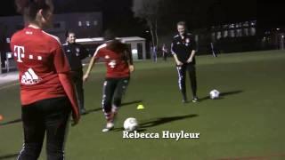 Technik-Training FC Bayern München Frauen