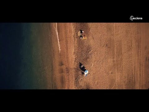 Limpieza integral de las playas de Almería