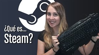 ¿Qué es Steam?