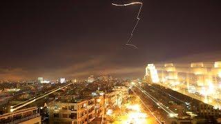 Trump orders strike on Syria