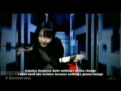 [FULL HD] 天上智喜 The Grace - Boomerang [romanizations + eng sub]