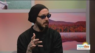 Damien Echols teaches the rituals that helped keep him whole on Death Row