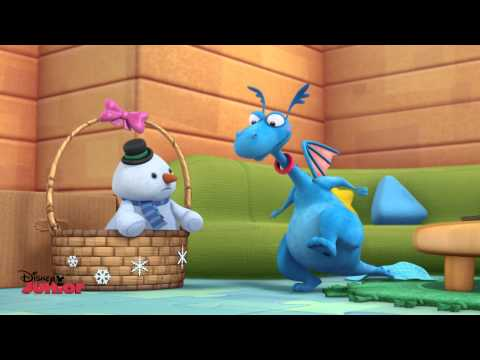 Doc McStuffins - Chilly & The Dude - Song - Official Disney Junior UK HD