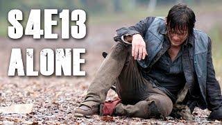 """The Walking Dead Season 4 Episode 13 """"Alone"""" Review"""