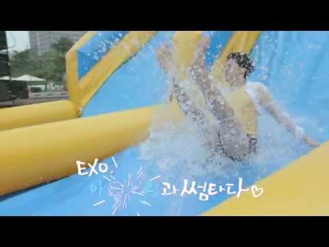 배스킨라빈스 SOME+ER 썸머! EXO-K, 레드벨벳과 썸타다!