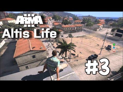 Arma 3: Altis Life ตามล่าเนื้อเต่าราคาโครตแพง Ep.3