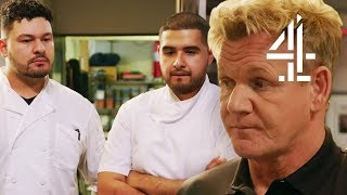Ramsay Makes Chefs COMPETE to Keep Their Jobs?! | Ramsay's 24 Hours to Hell and Back