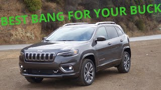 Best $25k SUV? 2019 Jeep Cherokee Review