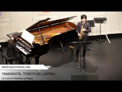 Dinant 2014 - YAMASHITA Tomoyuki (La Lune en Paradis by Jun Nagao)
