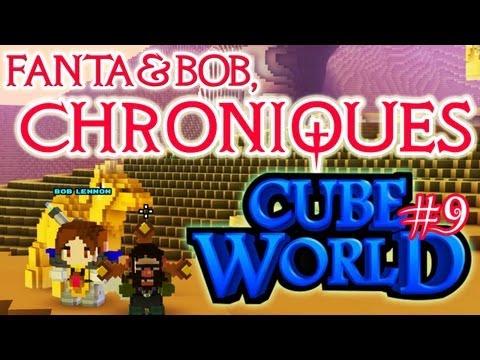 fanta et bob, les chroniques de cube world - ep.9
