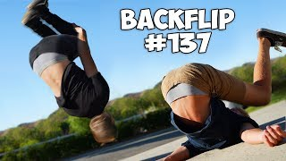 First Noob to Learn Backflip Wins $10,000!!