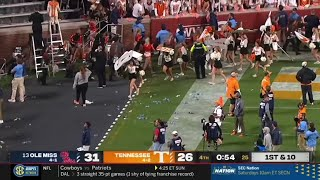 #13 Ole Miss vs Tennessee WILD Ending | 2021 College Football