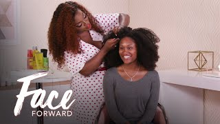 "Solange Knowles' Look Influences Jasmine on ""Face Forward"" 