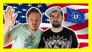 15 European Things Americans Find Weird | Get Germanized feat. VlogDave