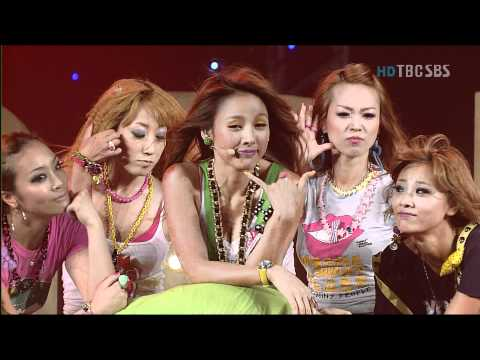 080727 lee hyori U Go Girl
