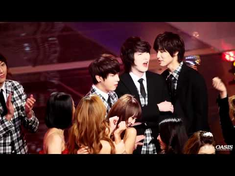 111230 CNBLUE with MBLAQ