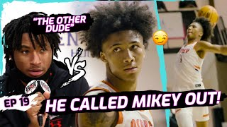 """""""I'm Built For This!"""" Mikey Williams Gets DISRESPECTED & Then GOES OFF! Plays 1st Game At NEW SCHOOL"""