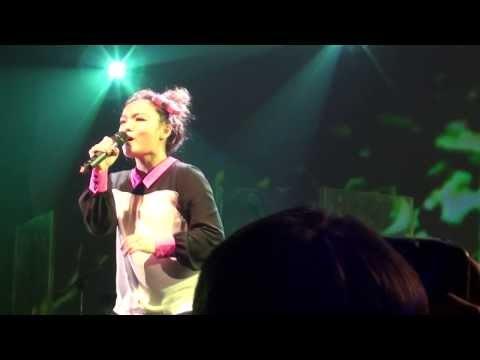20130816 徐佳瑩-越渺小越勇敢演唱會-09.哼情歌+綠洲