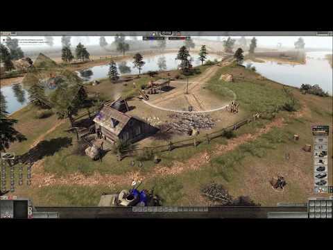 Men of War Assault Squad Online Battle #244: