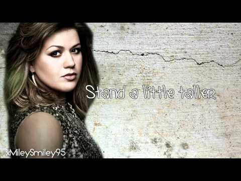 Kelly Clarkson - What Doesn't Kill You (Stronger) (with lyrics)