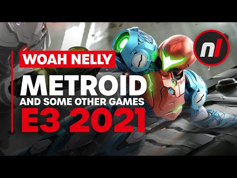 METROID DREAD ...Oh and Some Other Games Got Announced or Something - E3 2021