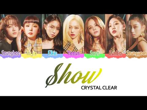 CLC (씨엘씨) Show - Color Coded Lyrics [HAN/ROM/ENG]
