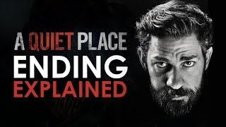 A Quiet Place Ending Explained + What The Monsters Represent