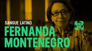 Mix Palestras | Sangue Latino | Fernanda Montenegro
