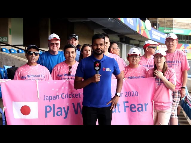 ICC U19 CWC: Parents of Japanese team brimming with pride for their sons