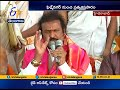 Mohan Babu takes oath as Daiva Sannidhanam Chairman- Live from Film Nagar