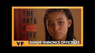 The hate u give :  bande-annonce VF