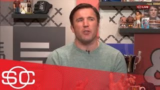 Chael Sonnen reacts to Conor-Khabib press conference: One of 'greatest things I've ever seen' | ESPN