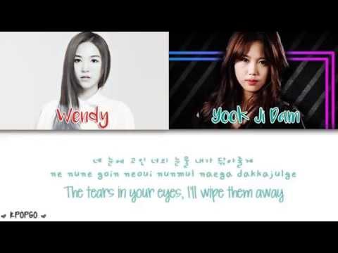 (Eng/Rom/Han/Color Coded) Wendy (웬디) [Red Velvet] - 리턴 (Return) (With Yook Ji Dam [육지담])