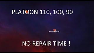 VEGA Conflict PVE [DECIMATION] Platoon (Ратник) 110, 100, 90 solo Daemon NO REPAIR TIME!
