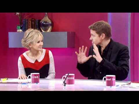 Baixar Michael McKell interview on Loose Women Feb. 2011