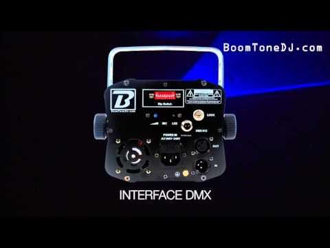 Vidéo BoomToneDJ - KUB 80 Blue