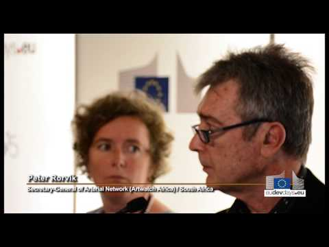 Africalia at the European Development Days (EDD 2015)