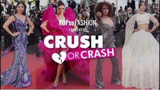 Crush Or Crash: Cannes Edition - Episode 22 - POPxo Fashion