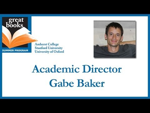 Meet the Our Academic Directors - Gabe Baker
