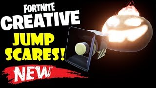 How to Do Jump Scares in Fortnite Creative Update 10.40!