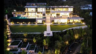 Most Expensive House to Rent - $1.5 Million Dollars per month - Bel-Air CA