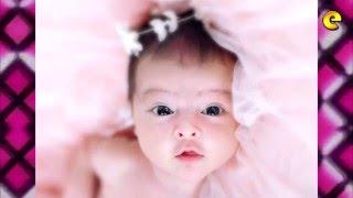 Dingdong Dantes And Marian Rivera's Baby Letizia's New Photos