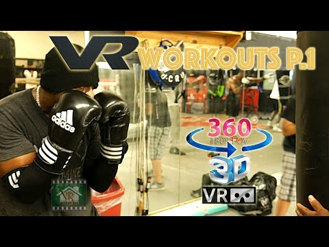 VR Workouts Part 1: A Behind the Scenes VR Experience